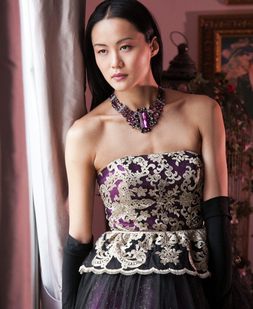Aviad Herman design worn by dancer Chen-Wei Lee Photo: Ami Elsiu