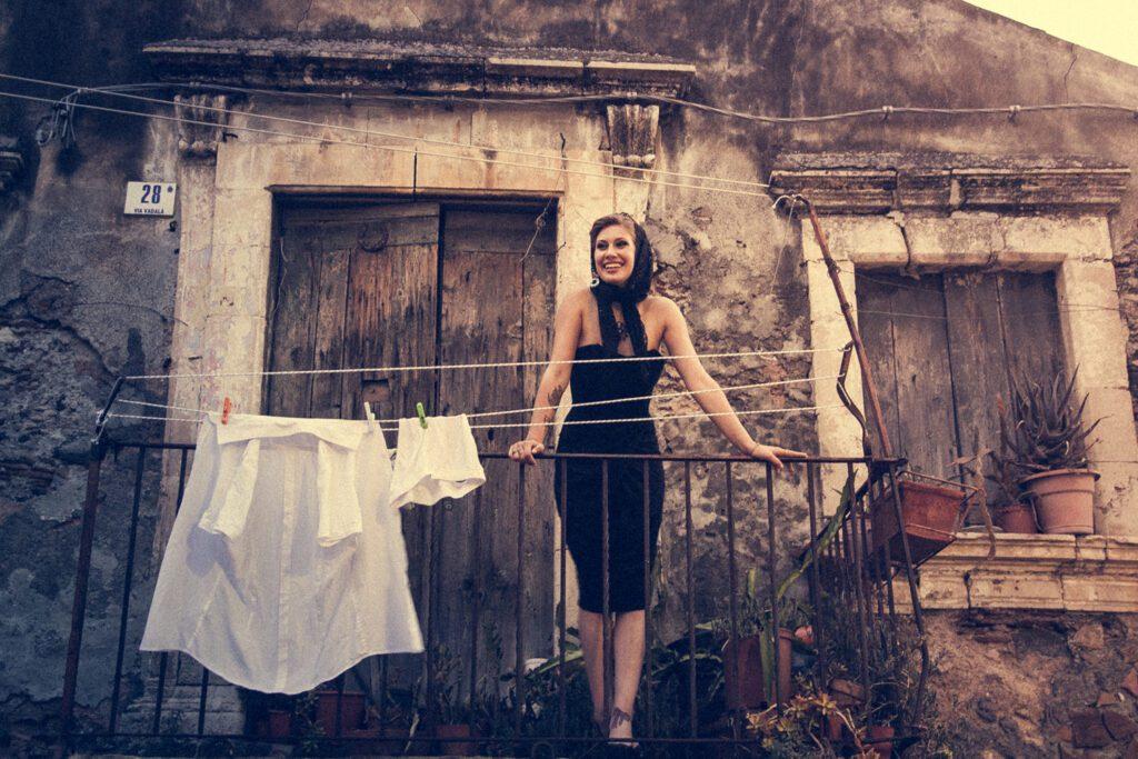 Zona popolare Catania, Sicily Photo: Ami Elsius